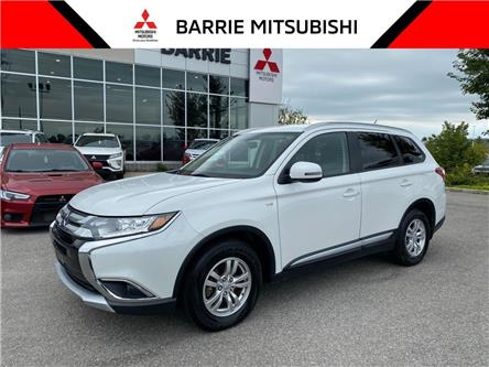 2016 Mitsubishi Outlander SE (Stk: 00599) in Barrie - Image 1 of 27