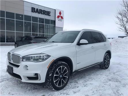 2016 BMW X5 xDrive35i (Stk: K0012A) in Barrie - Image 1 of 30