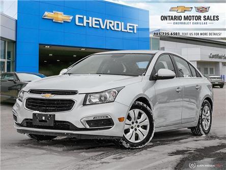 2016 Chevrolet Cruze Limited 1LT (Stk: 125604B) in Oshawa - Image 1 of 36