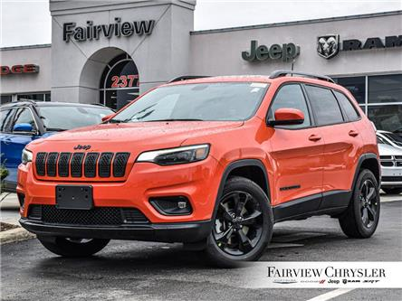 2021 Jeep Cherokee Altitude (Stk: MD92) in Burlington - Image 1 of 29