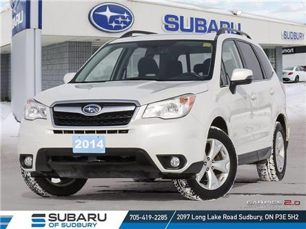 2014 Subaru Forester 2.5i Touring Package (Stk: S21127A) in Sudbury - Image 1 of 22