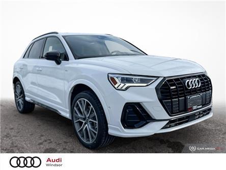 2021 Audi Q3 45 Progressiv (Stk: 21085) in Windsor - Image 1 of 30