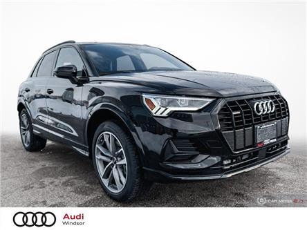 2021 Audi Q3 45 Komfort (Stk: 21089) in Windsor - Image 1 of 28