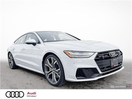 2021 Audi A7 55 Technik (Stk: 21084) in Windsor - Image 1 of 30
