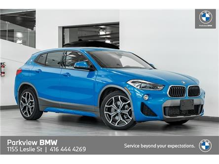 2018 BMW X2 xDrive28i (Stk: 12526A) in Toronto - Image 1 of 20