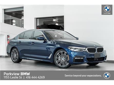 2017 BMW 530i xDrive (Stk: PP9648) in Toronto - Image 1 of 22