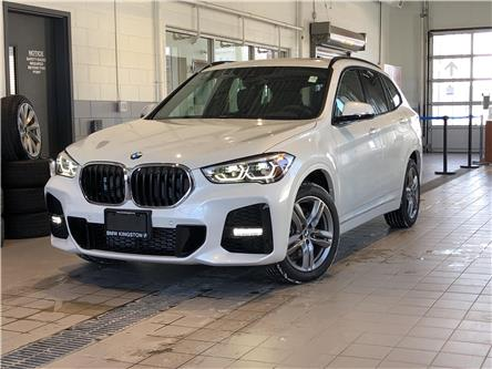2021 BMW X1 xDrive28i (Stk: 21073) in Kingston - Image 1 of 15