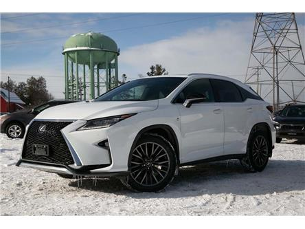 2017 Lexus RX 350 Base (Stk: 6315) in Stittsville - Image 1 of 27