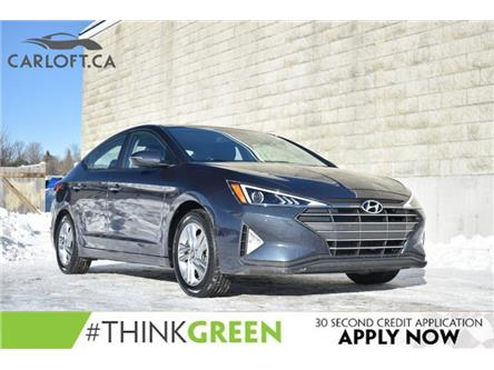 2020 Hyundai Elantra Preferred (Stk: B6906) in Kingston - Image 1 of 22