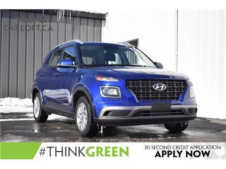 2020 Hyundai Venue Preferred (Stk: UCP2345) in Kingston - Image 1 of 22