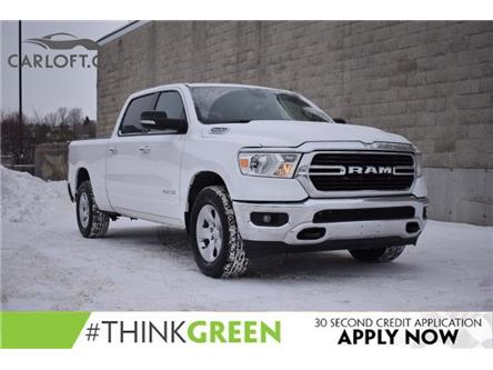 2019 RAM 1500 Big Horn (Stk: B6981) in Kingston - Image 1 of 20