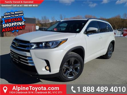 2017 Toyota Highlander Limited (Stk: S087142A) in Cranbrook - Image 1 of 26