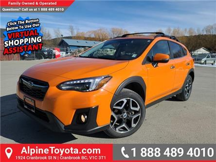 2018 Subaru Crosstrek Limited (Stk: X961780B) in Cranbrook - Image 1 of 29