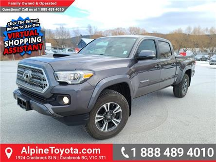 2017 Toyota Tacoma  (Stk: X021604) in Cranbrook - Image 1 of 26