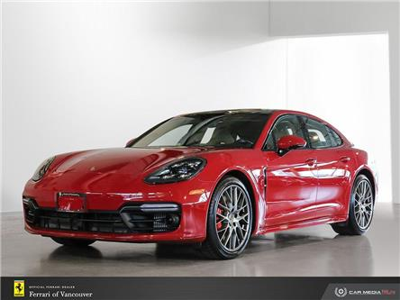 2017 Porsche Panamera Turbo (Stk: N1573A) in Vancouver - Image 1 of 10