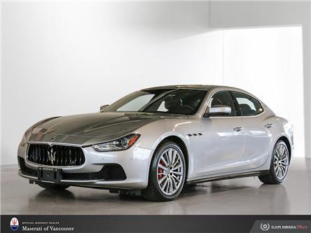 2017 Maserati Ghibli S Q4 (Stk: U0527) in Vancouver - Image 1 of 10