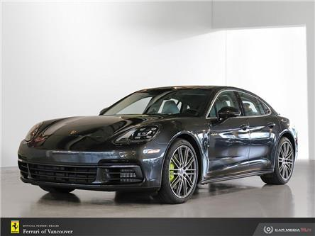 2018 Porsche Panamera e-Hybrid 4 (Stk: U0531) in Vancouver - Image 1 of 10