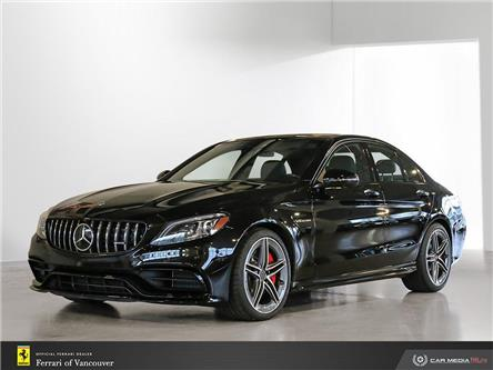 2020 Mercedes-Benz AMG C 63 S (Stk: U0540) in Vancouver - Image 1 of 10
