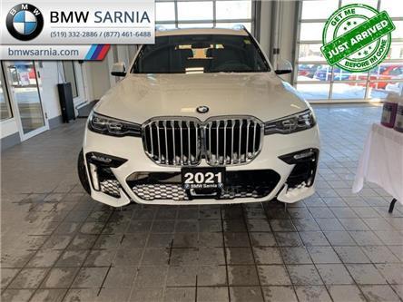 2021 BMW X7 xDrive40i (Stk: BF2136) in Sarnia - Image 1 of 10