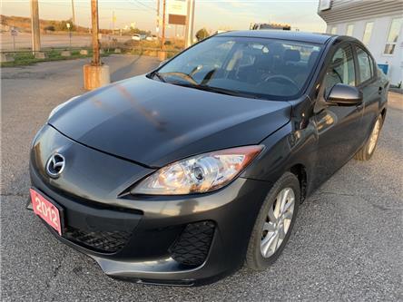 2012 Mazda Mazda3 GS (Stk: HK) in Pickering - Image 1 of 15