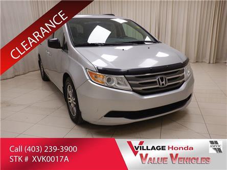 2013 Honda Odyssey EX (Stk: XVK0017A) in Calgary - Image 1 of 19