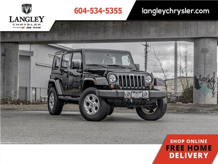 2013 Jeep Wrangler Unlimited Sahara (Stk: L270928A) in Surrey - Image 1 of 19