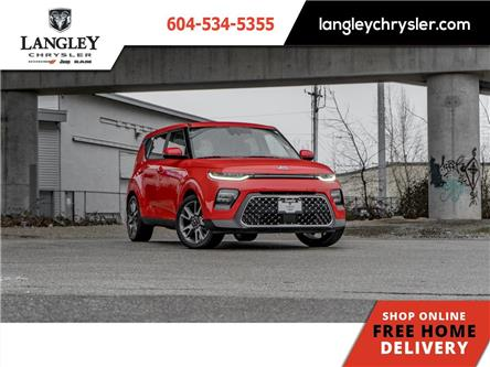 2020 Kia Soul EX (Stk: LC0666) in Surrey - Image 1 of 22