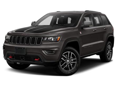2021 Jeep Grand Cherokee Trailhawk (Stk: M628206) in Surrey - Image 1 of 9