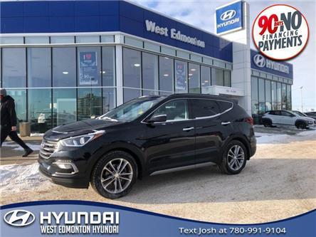 2017 Hyundai Santa Fe Sport 2.0T Limited (Stk: 12235A) in Edmonton - Image 1 of 20