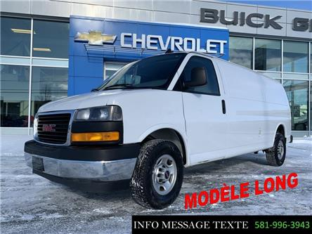 2018 GMC Savana 2500 Work Van (Stk: X8411) in Ste-Marie - Image 1 of 28