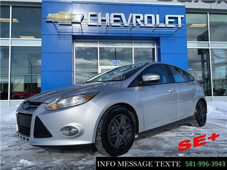 2013 Ford Focus SE (Stk: X8418) in Ste-Marie - Image 1 of 20