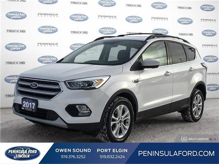 2017 Ford Escape SE (Stk: 20ES98A) in Owen Sound - Image 1 of 25