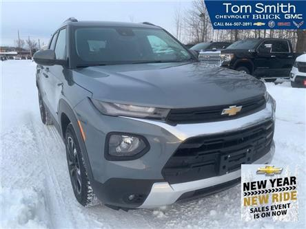 2021 Chevrolet TrailBlazer LT (Stk: 210420) in Midland - Image 1 of 10