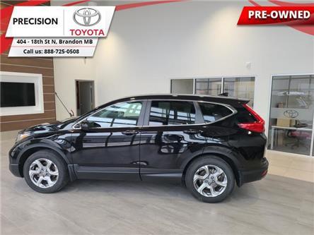 2018 Honda CR-V EX AWD (Stk: 211241) in Brandon - Image 1 of 28