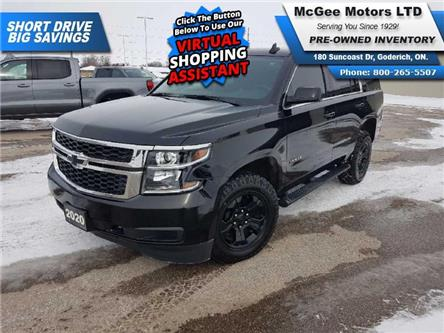 2020 Chevrolet Tahoe LS (Stk: 210510) in Goderich - Image 1 of 25
