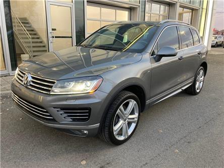 2016 Volkswagen Touareg 3.6L Highline (Stk: V0446) in Laval - Image 1 of 14