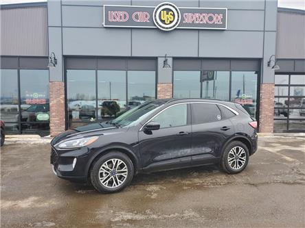 2020 Ford Escape SEL (Stk: UC4085'DO') in Thunder Bay - Image 1 of 24