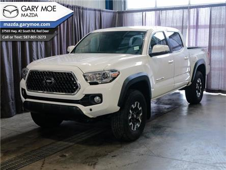 2018 Toyota Tacoma TRD Sport (Stk: 1C55023B) in Red Deer - Image 1 of 24