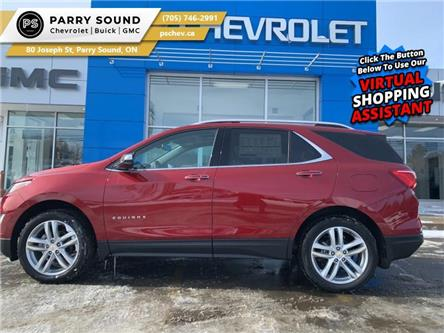 2021 Chevrolet Equinox Premier (Stk: 21-038) in Parry Sound - Image 1 of 21