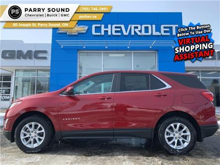 2021 Chevrolet Equinox LT (Stk: 21-057) in Parry Sound - Image 1 of 19