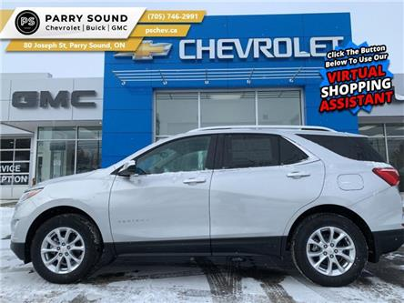 2021 Chevrolet Equinox LT (Stk: 21-070) in Parry Sound - Image 1 of 21