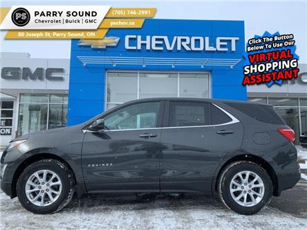2021 Chevrolet Equinox LT (Stk: 21-082) in Parry Sound - Image 1 of 20