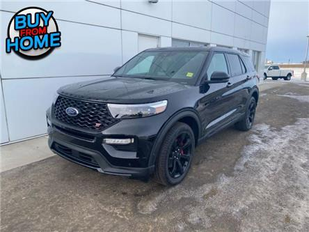 2021 Ford Explorer ST (Stk: EXP2106) in Nisku - Image 1 of 23