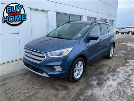 2018 Ford Escape SEL (Stk: BR1002A) in Nisku - Image 1 of 20