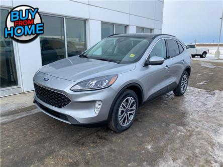 2021 Ford Escape SEL (Stk: ESC1000) in Nisku - Image 1 of 22