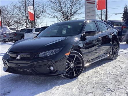 2021 Honda Civic Sport (Stk: 21346) in Barrie - Image 1 of 19