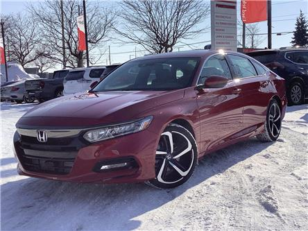 2020 Honda Accord Sport 1.5T (Stk: 20788) in Barrie - Image 1 of 24