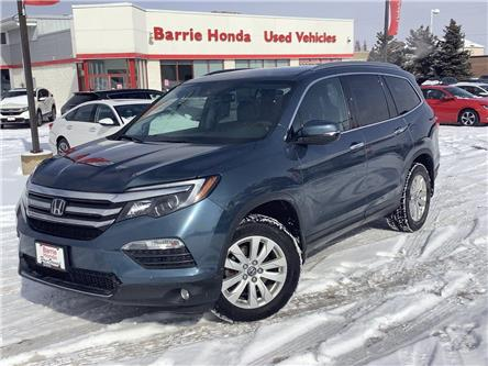 2017 Honda Pilot Touring (Stk: U17647) in Barrie - Image 1 of 26