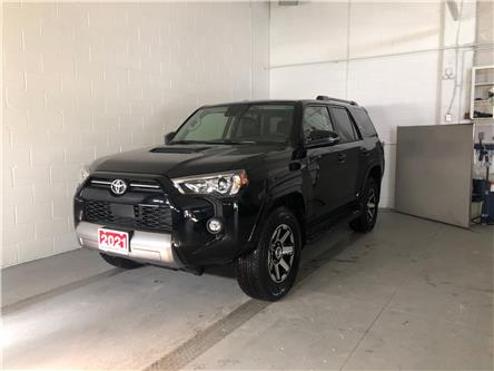 2021 Toyota 4Runner Base (Stk: TX124) in Cobourg - Image 1 of 8