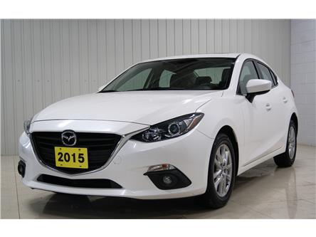 2015 Mazda Mazda3 GS (Stk: A21068A) in Sault Ste. Marie - Image 1 of 17